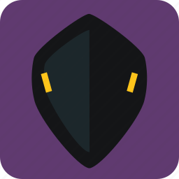 avatar, danger, helmet, mask, masked man, user icon