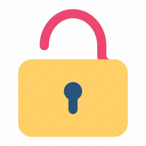 password, protection, secure, security, unlock icon