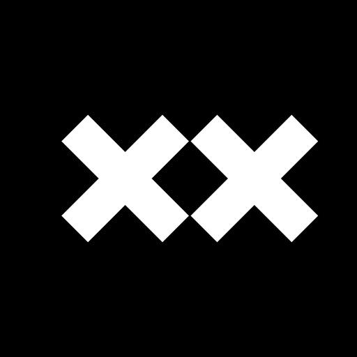 animexx, hexagon, media, social icon