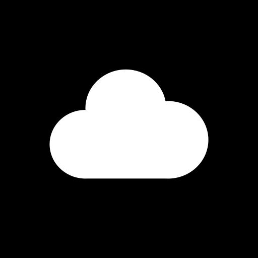 cloudapp, hexagon, media, social icon