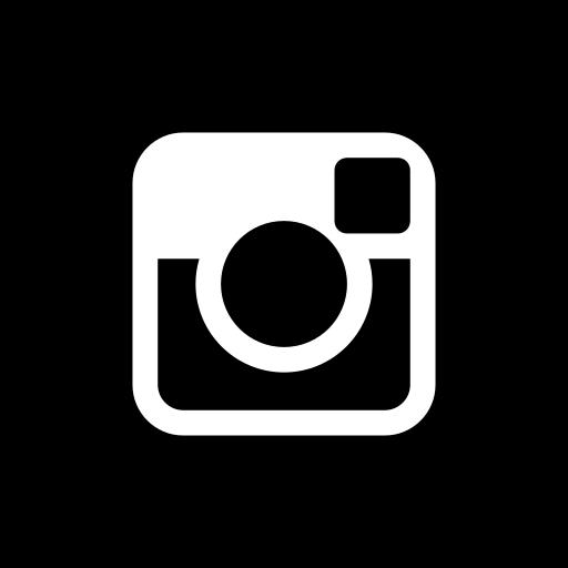 hexagon, instagram, media, social icon