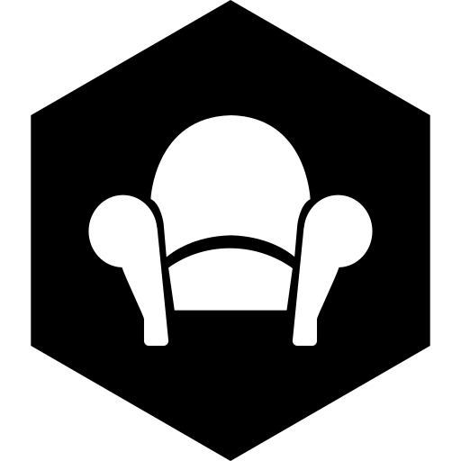 hexagon, media, readability, social icon