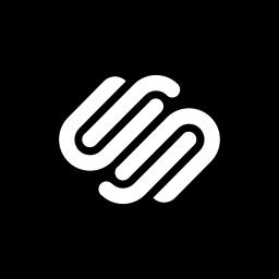 hexagon, media, social, squarespace icon