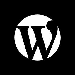 hexagon, media, social, wordpress icon
