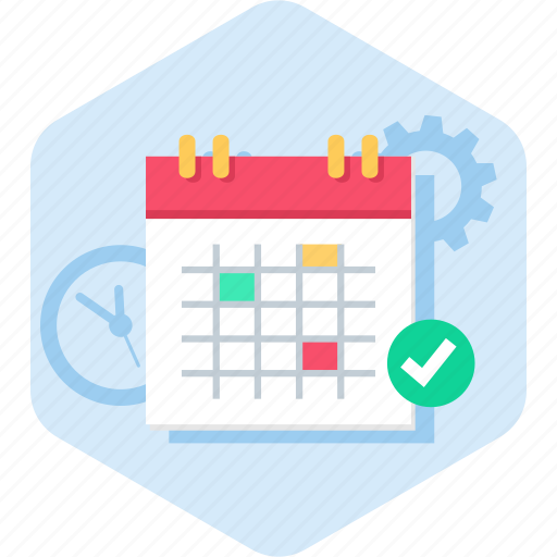 calendar, delivery, event, management, time icon