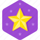 achievement, favorite, rating, star, thanks icon