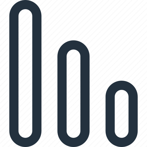 analytics, assessment, chart, graph, statistics, stats icon