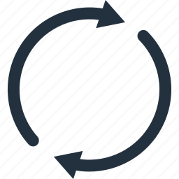 autorenew, refresh, renew, update icon