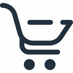 basket, cart, less, minus, remove, shop, shopping icon