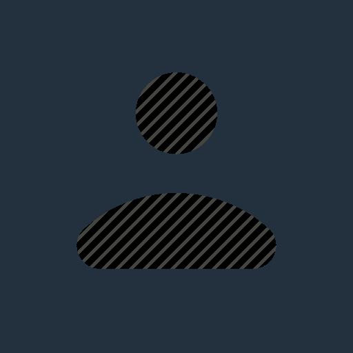 account, avatar, male, profile, user icon