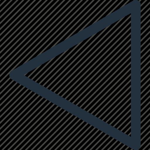 arrow, direction, left, next, previous icon