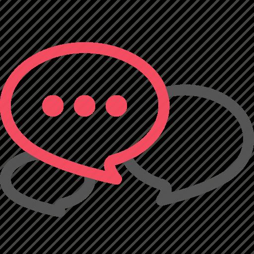 chat, comment, engatement, seo, talk icon