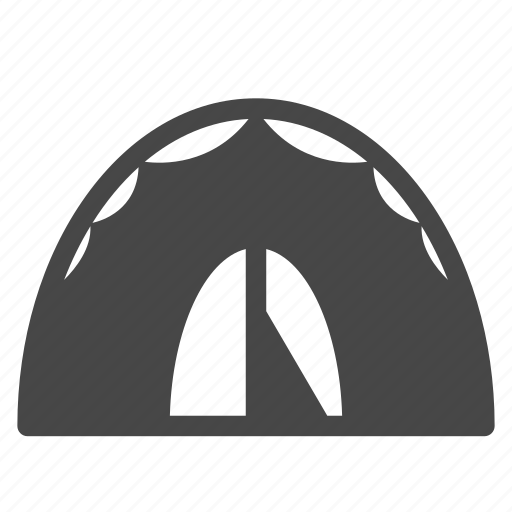 Camp, camping, canopy, canvas, hiking, tent, outdoor icon - Download on Iconfinder
