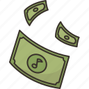 money, cash, rich, treasure, wealth