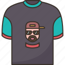 shirt, apparel, casual, clothing, fashion