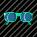 cartoon, eye, eyeglasses, fashion, glass, hipster, retro icon