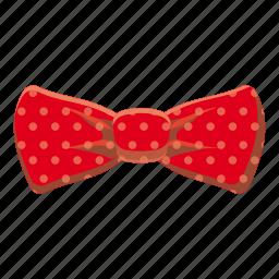 bow, cartoon, ceremony, cloth, clothing, logo, tie icon