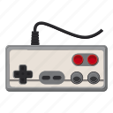 cartoon, communication, device, digital, gray, monitor socket icon
