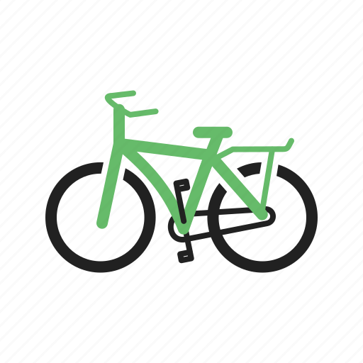 Bicycle, bike, chain, gear, race, sport, wheel icon - Download on Iconfinder
