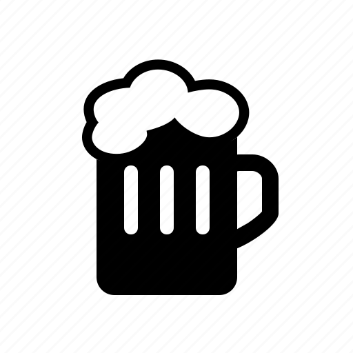 ale, beer, cup, drink, drinks, foam, malt, suds icon