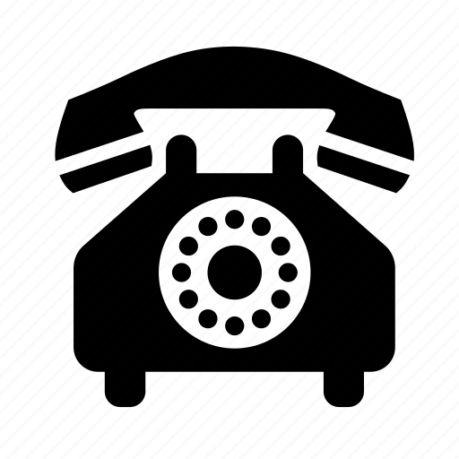 hispter, modern, phone, retro, style, telephone, vintage icon