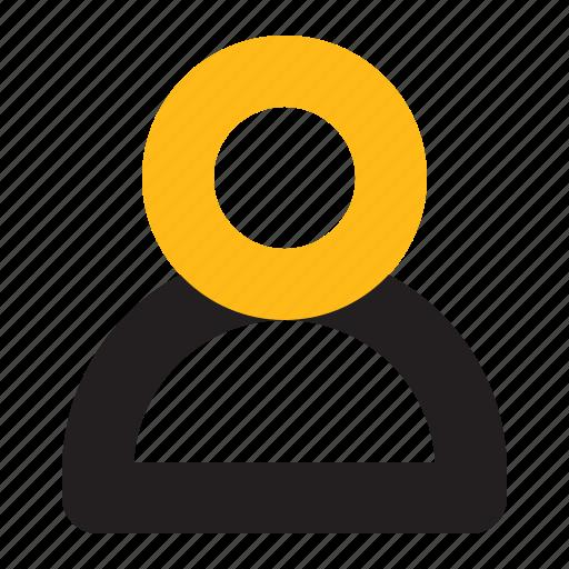 User, man, ui icon - Download on Iconfinder on Iconfinder
