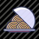 noodle, pasta, order, restaurant, food