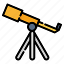 astronomy, discovery, equipment, science, sky, space, telescope