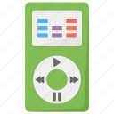 boom box, ipod, mp3 player, personal stereo, portable music player icon