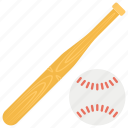 baseball, outdoor games, physical activity, physical exercise, sports icon