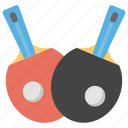 ping pong game, ping pong ball, ping pong, table paddle, table tennis icon