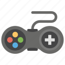 game controller, gamepad, gaming device, input device, joystick icon