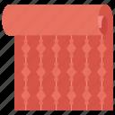 floor mat, floormath, hump, mat, rolling mat, rug icon
