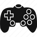 game pad, games, hobby, play, video game icon
