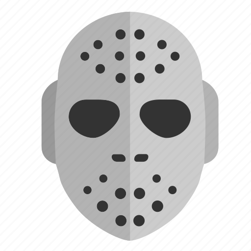 face, goalkeeper, hockey, mask, safety icon