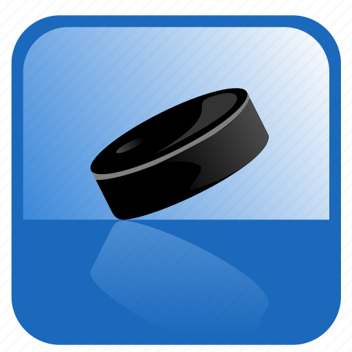 application, game, hockey, puck icon