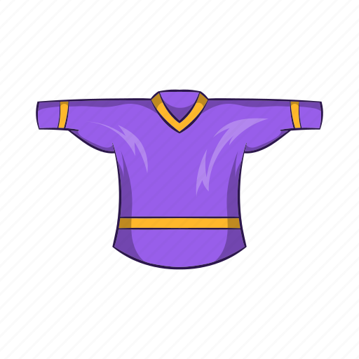 cartoon, championship, clothes, game, goal, hockey, sweater icon
