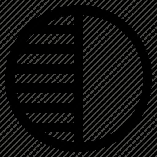 brightness, contrast, symbols, visibility icon