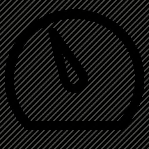 Dashboard, gauge, speed, tachometer icon - Download on Iconfinder