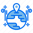 earth, gps, location, map, navigation, pin icon