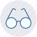 find, glasses, holiday, ray ban, recreations, sunglasses icon