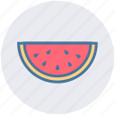 fruit, healthy, holiday, melon, picnic, summer, watermelon icon