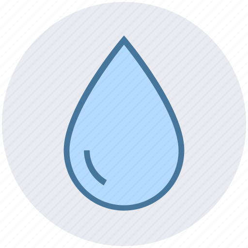 drop, fuel, oil, rain, rainy, water, water drop icon