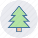 christmas, christmas tree, fir, holiday, nature, tree, winter icon