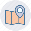 holiday, location, map, map pin, pin, tourism, vacation icon