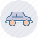 automobile, car, holiday, nation, transportation, travel, vehicle icon