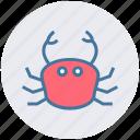 cooking, crab, lobster, omar, restaurant, sea food, seafood icon