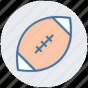 american football, ball, football, handegg, nfl, play, sports icon
