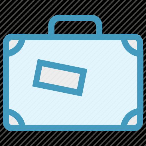 Bag, handbag, holiday, luggage, suitcase, travel icon - Download on Iconfinder