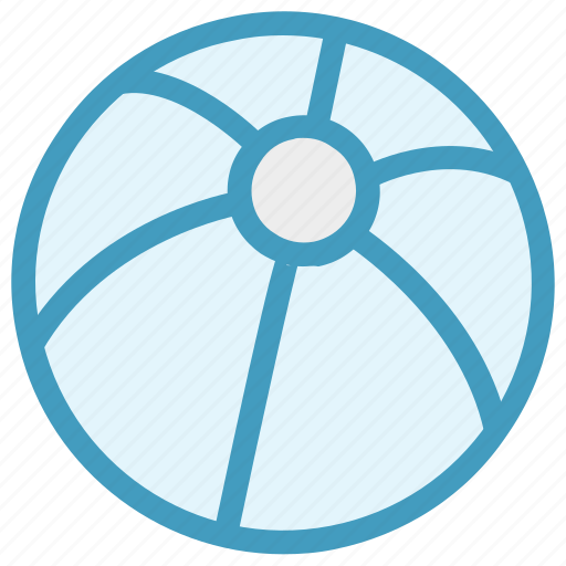 Ball, beach, beach ball, fun, holiday, play, summer icon - Download on Iconfinder
